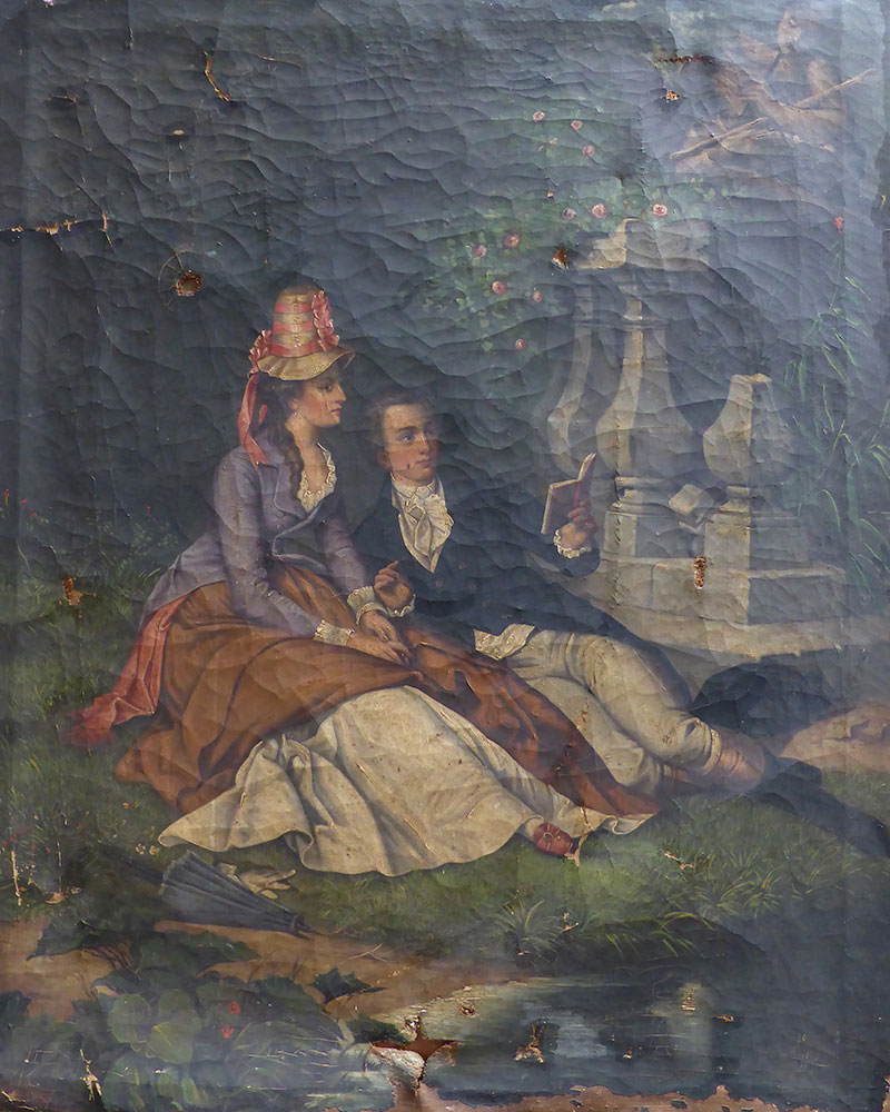 19th Century Couple