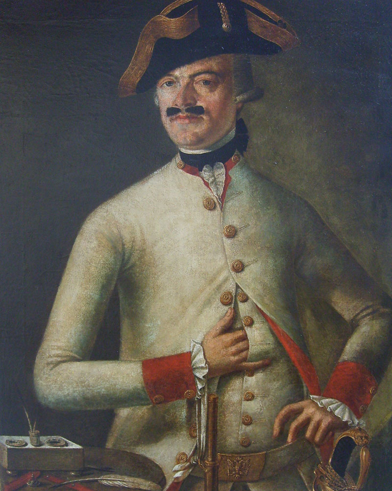 Prussian Officer After